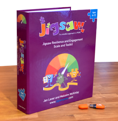 Jigsaw Resilience and Engagement Scale and Toolkit (R.E.S.T.) for schools already using Jigsaw, the mindful approach to PSHE