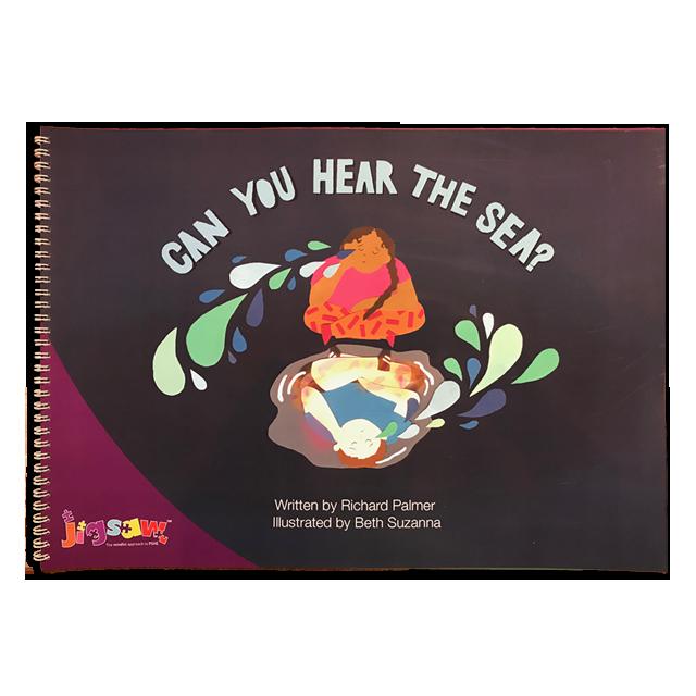 Can You Hear The Sea? - Book (A3)