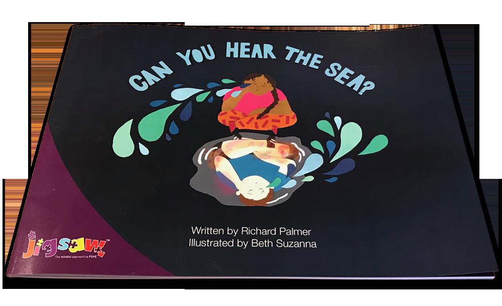 Can You Hear The Sea? - Book (A4) JPUB-CANYOUHEAR-A4