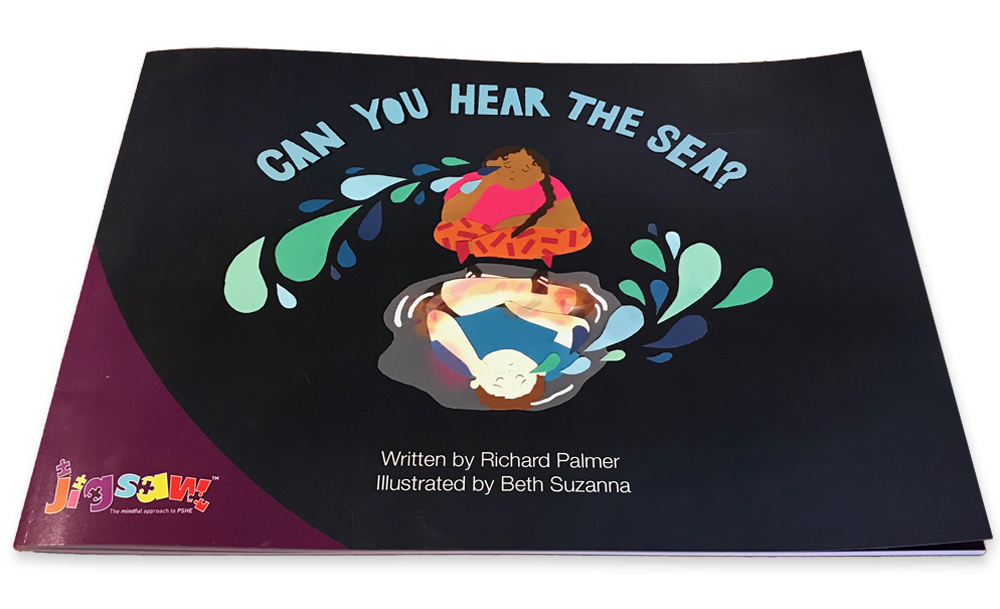 Can You Hear The Sea? - Book (A4)