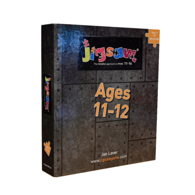 Jigsaw 11-16 Single Set: Ages 11-12