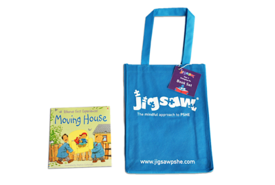 Book Bag - Year 4 - Changing Me