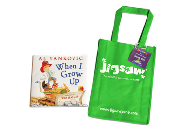 Book Bag - Year 5 - Dreams and Goals