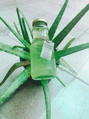 Aloe Juice Low Sugar 2%, Fresh (12 pack)