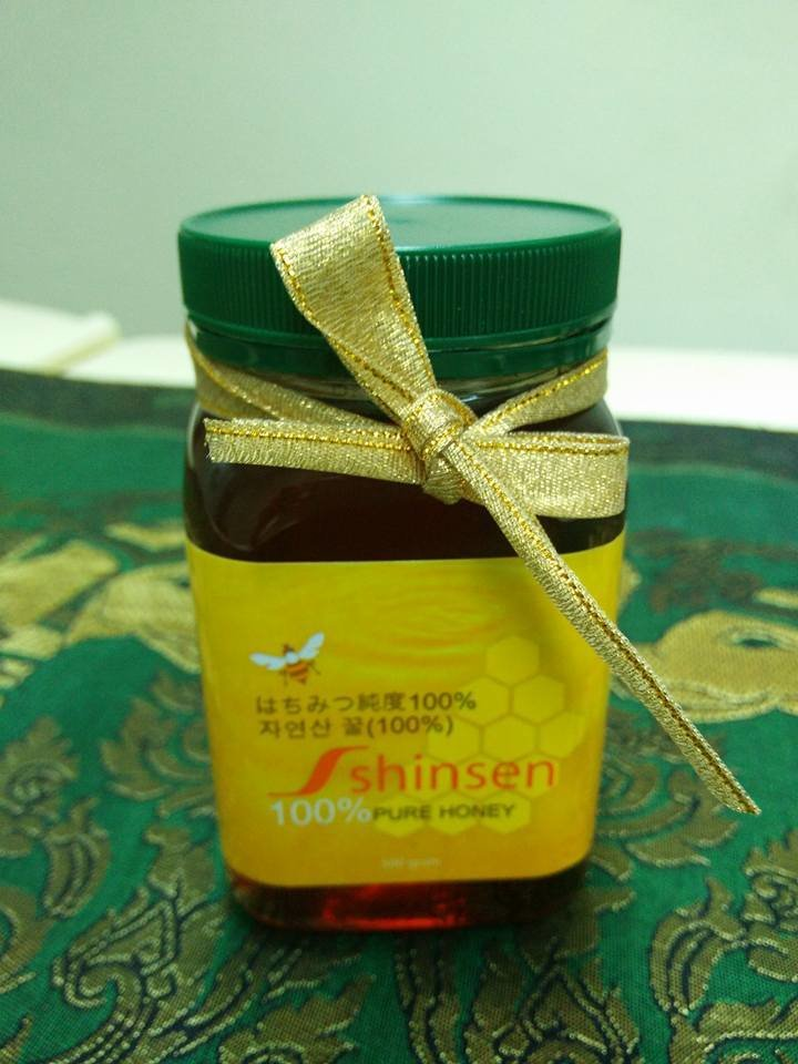 Shinsen Honey (Pure & Premium, Award Winning)