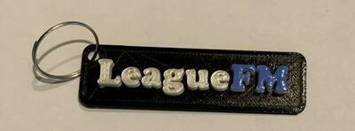 Sleutelhanger LeagueFM