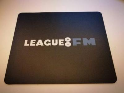 LeagueFM - Muismat