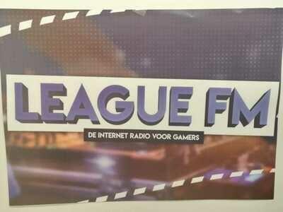 LeagueFM Poster