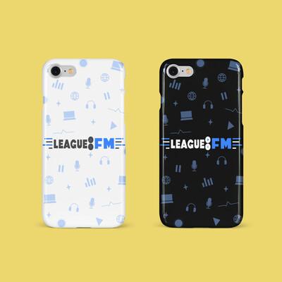LeagueFM - Telefoonhoesje