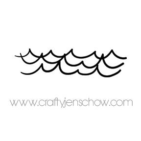 Waves *Free* Cut File