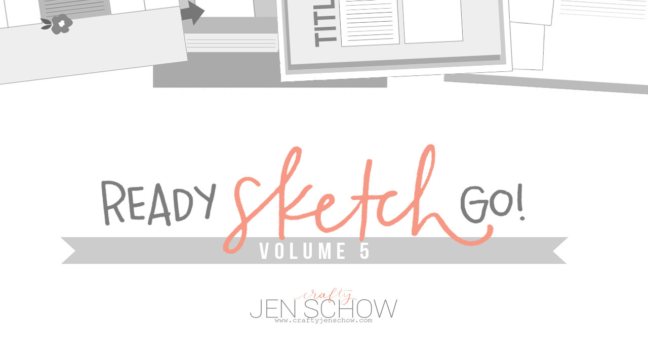 Ready, Sketch, Go! Volume 5 *CLASS ONLY*