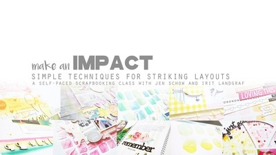 Make an Impact Class