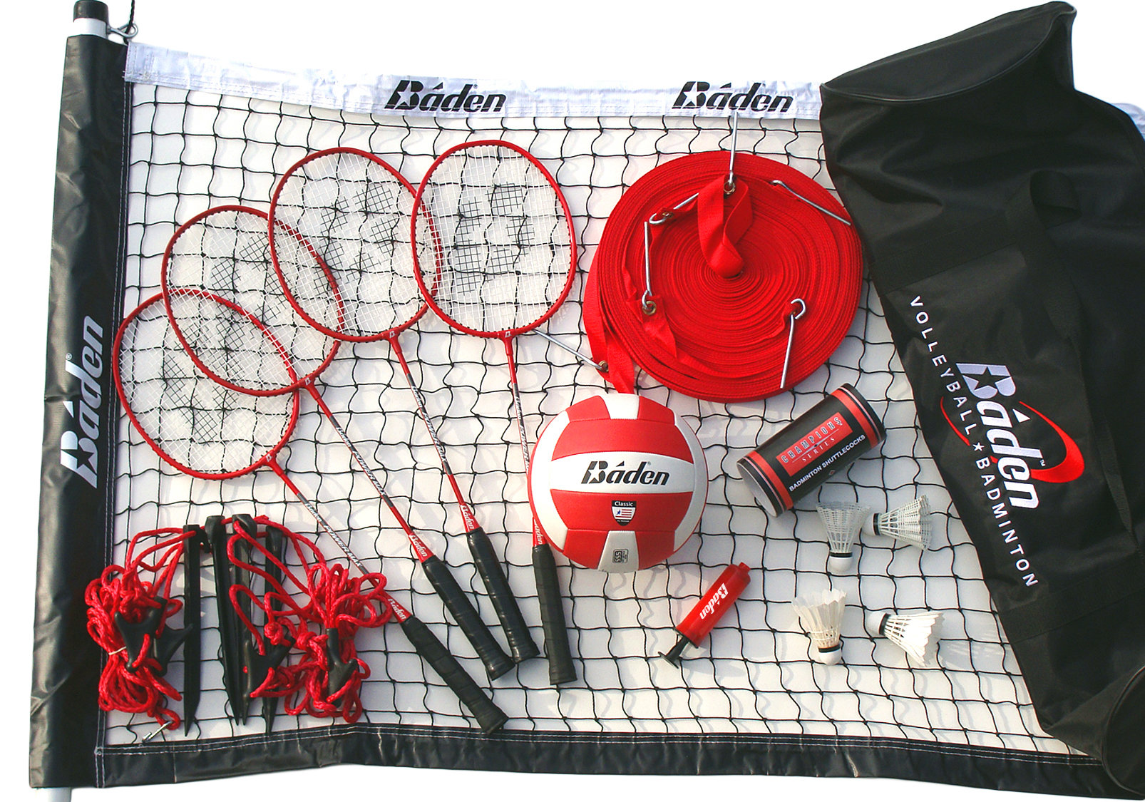 Champions Volleyball/Badminton Set G202
