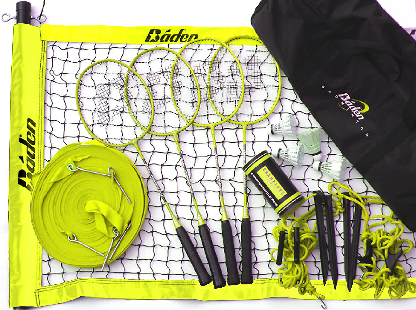 Champions Volleyball/Badminton Set G203