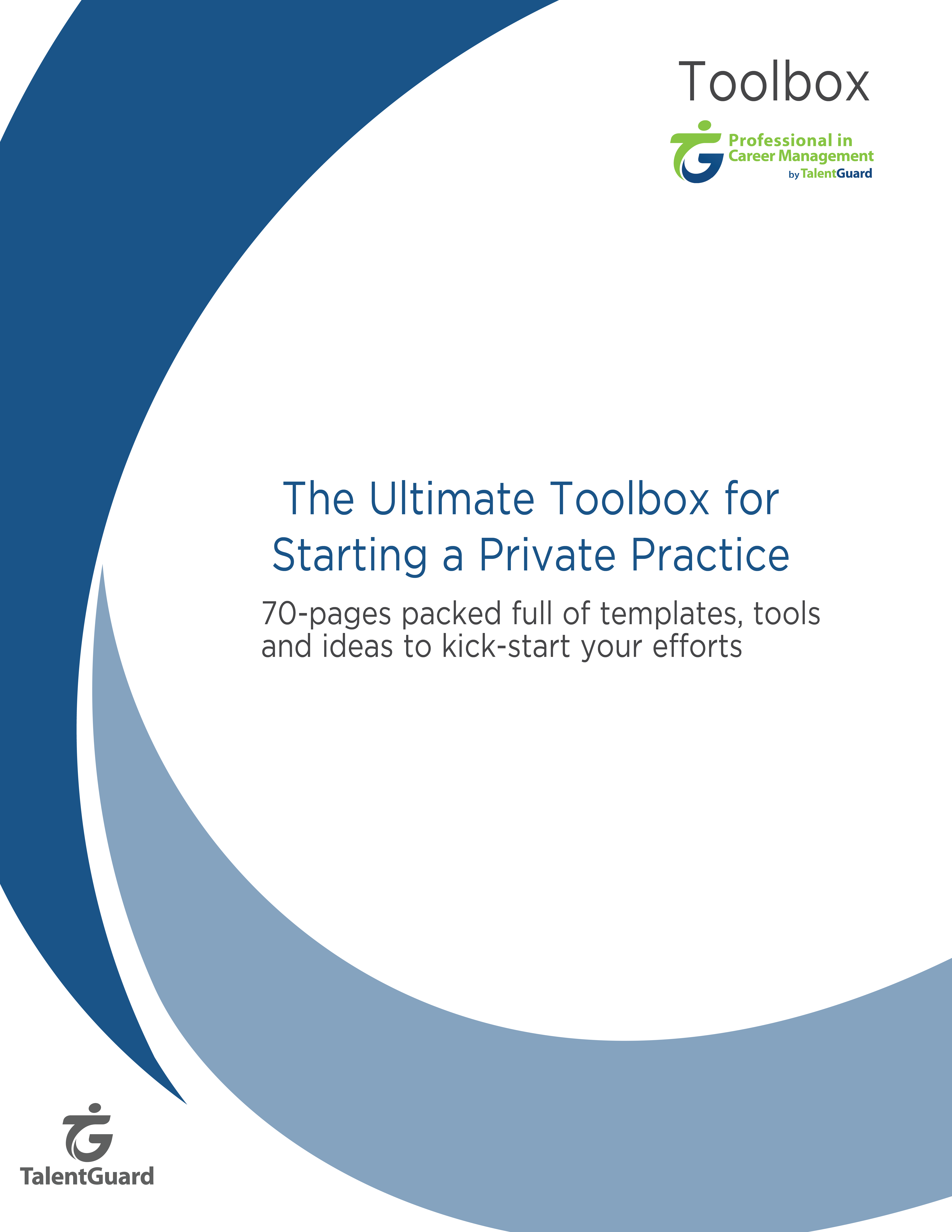 The Ultimate Toolbox for Starting a Private Practice 10025
