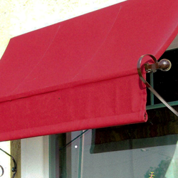 Canvas Window Shade Canopies (Sold)