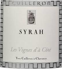 2017 Yves Cuilleron Syrah, La Vigne a la Cote - Collines Rhodaniennes, France