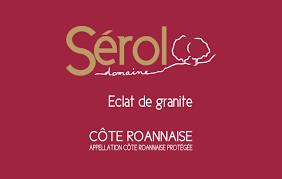2017 Domaine Serol Eclat de Granite - Côte Roannaise, Loire Valley, France