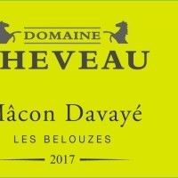 2017 Domaine Cheveau Macon - Davaye