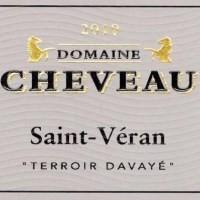 2017 Domaine Cheveau Saint Veran