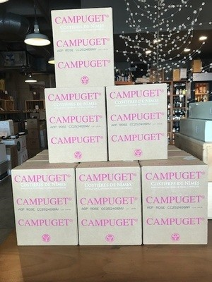 Chateau Campuget 3L Rose