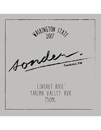 2018 Sonder Cinsaut Rosé - Yakima Valley, Washnigton