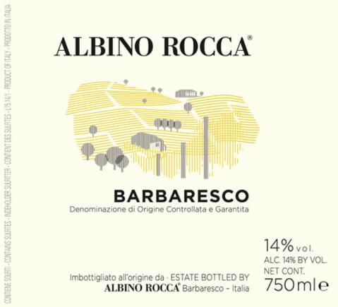 2016 Albino Rocca Barbaresco