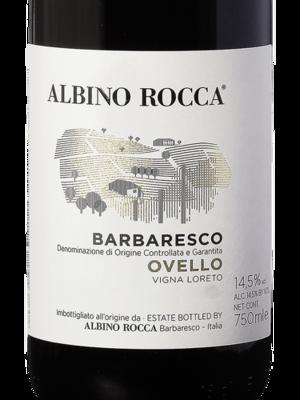2016 Albino Rocca Barbaresco 'Ovello Vigna Loreto'