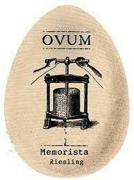 2017 Ovum Memorista Riesling - Tunkalilla Vineyard, Eola-Amity Hills AVA, Willamette Valley AVA