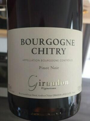 Giraudon Bourgogne Chitry 2017 - Burgundy, France