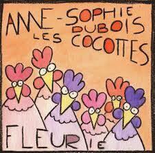 2018 Anne Sophie Fleurie, le Cocottes
