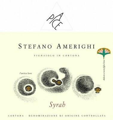 Stefano Amerighi Cortona Syrah 2016 Tuscany, Italy