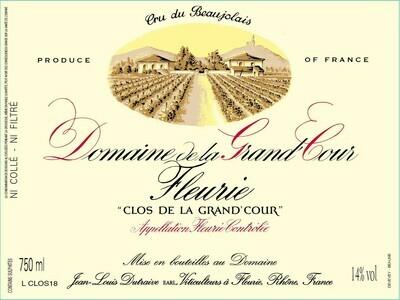 2018 Domaine de la Grand Cour Fleurie