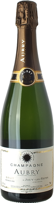 Aubry Champagne, Brut NV, Premier Cru
