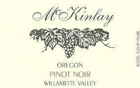 2016 McKinlay Pinot Noir – Willamette Valley, Oregon