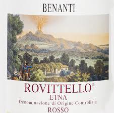 2013 Cantina Benanti Etna Rosso