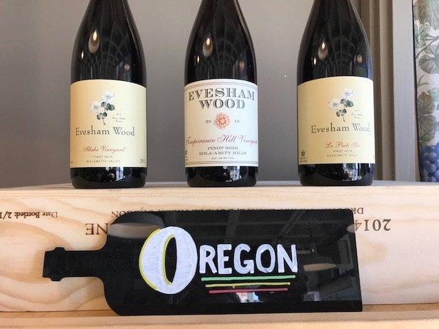 2016 Evesham Wood Pinot Noir, Illahe Vineyard -Willamette Valley, Oregon