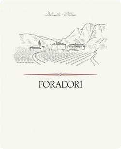 2015 Foradori Teroldego - Dolomites, Italy