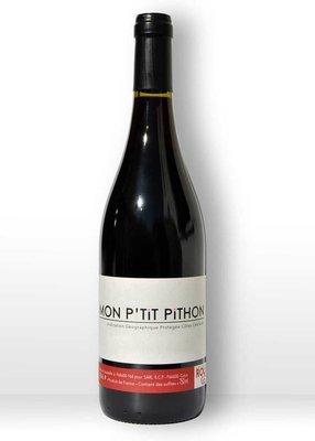 2017 Mon P'Tit Pithon Roussillon Rouge