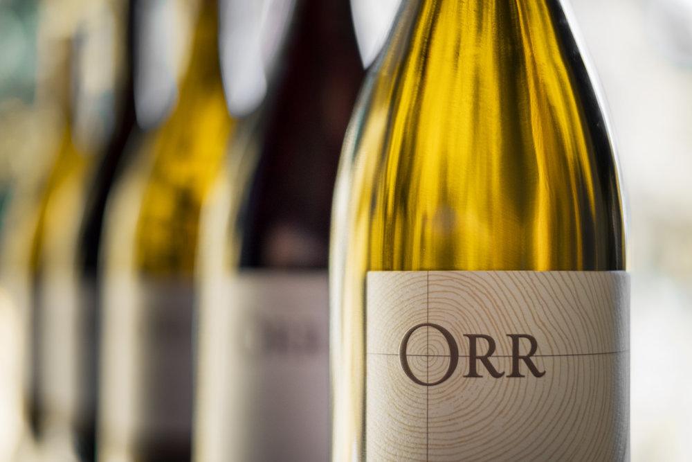 2017 Orr Old Vine Chenin Blanc