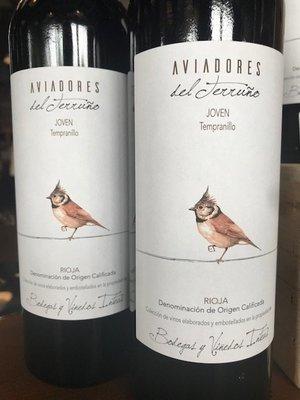 Bodegas y Viñedos Inteus 2017 Rioja Joven
