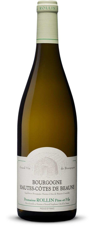 2016 Domaine Rollin Hautes Côtes de Beaune Blanc
