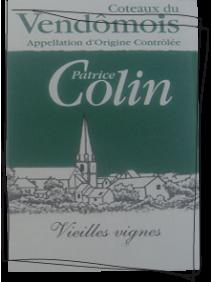 2017 Patrice Colin, Coteaux du Vendômois Vielles Vigne Blanc