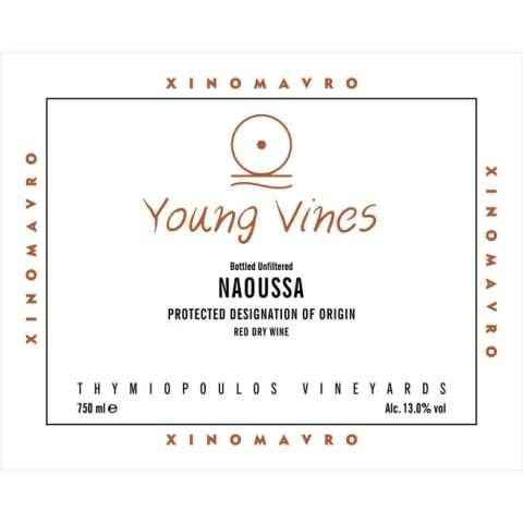 2016 Thymiopoulos 'Young Vines' Xinomavro