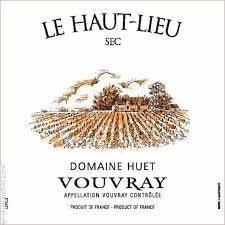 2017 Domaine Huet 'Le Haut-Lieu' Vouvray
