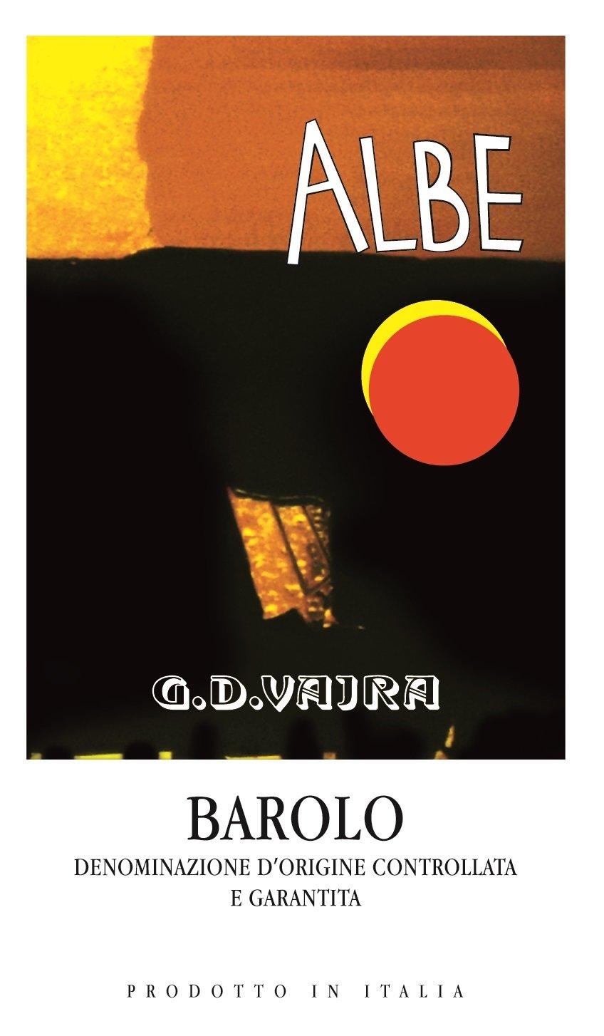2014 G.D. Vajra Barolo Albe - Piemonte Italy