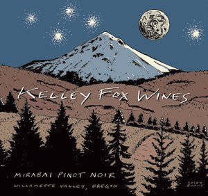 ​2017 Kelly Fox Pinot Noir Mirabi - Willamette Valley, Oregon