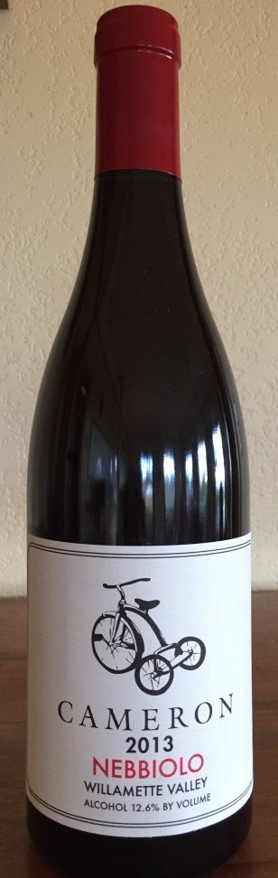 ​​2014 Cameron Nebbiolo - Willamette Valley, Oregon