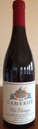 2016 Cameron Pinot Noir, Clos Electrique - Willamette Valley, Oregon