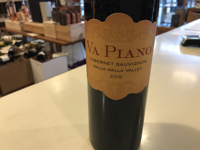 Va Piano Cabernet Sauvignon - Walla Walla Valley Washington